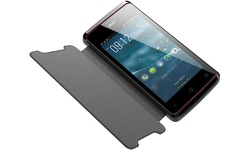Acer Liquid Z200 Flip Cover Black
