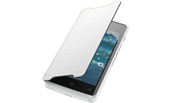 Acer Liquid Z200 Flip Cover White