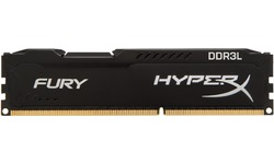 Kingston HyperX Fury Black 8GB DDR3-1866 CL11 kit