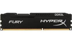 Kingston HyperX Fury Black 16GB DDR3L-1600 CL10 kit