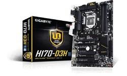 Gigabyte H170-D3H