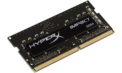 Kingston HyperX Fury Black 4GB DDR4-2400 CL14 Sodimm
