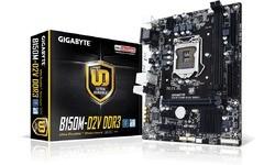 Gigabyte B150M-D2V DDR3