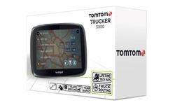 TomTom Trucker 5000 Black