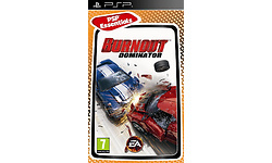 Burnout: Dominator Edition (PSP)