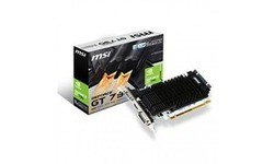 MSI GeForce GT 730 Passive 2GB