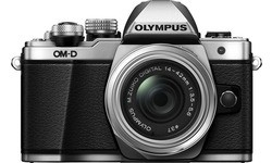 Olympus OM-D E-M10 Mark II 14-42 kit Silver
