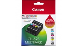 Canon CLI-526 Black + Color