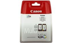 Canon PG-545XL/CL546XL Black + Color