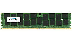 Crucial 128GB DDR4-2400 CL17 quad kit