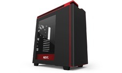 NZXT H440 New Edition Window Red