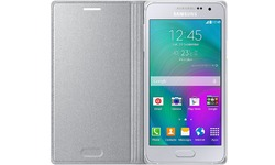 Samsung Flip Cover EF-FA300 for Galaxy A3 Silver