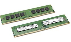 Crucial 8GB DDR4-2133 CL15 DR x8