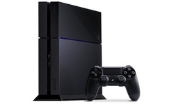 Sony PlayStation 4 500GB Black + 2 Wireless Controller Black