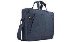 """Case Logic Huxton 15.6"""" Expanded Bag Blue"""