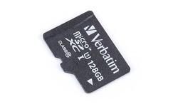 Verbatim Premium MicroSDXC UHS-I 128GB + Adapter