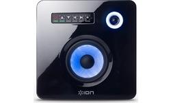 Ion Flash Cube Wireless Speaker Black