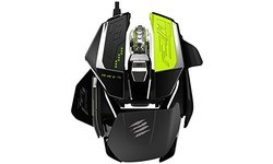 Mad Catz R.A.T. Pro X Gaming Mouse Philips 2037 Black/Green