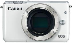 Canon Eos M10 Body White