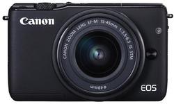 Canon Eos M10 15-45 kit Black