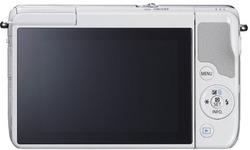 Canon Eos M10 15-45 kit White