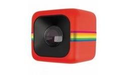 Polaroid Cube Plus Red