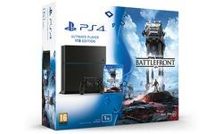 Sony PlayStation 4 1TB + Star Wars Battlefront