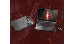 HP Star Wars Sleeve 15.6 Darkside Black