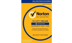Symantec Norton Security Deluxe 3.0 1-user 5-devices NL