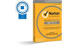 Symantec Norton Security Premium 3.0 1-user 10-devices NL