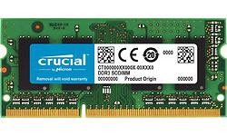 Crucial 8GB DDR3L-1866 CL13 Sodimm (Mac)