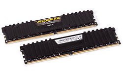 Corsair Vengeance LPX Black 16GB DDR4-2400 CL16 kit