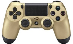 Sony PS4 DualShock Controller Gold
