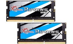 G.Skill Ripjaws V 16GB DDR4-2133 CL15 Sodimm kit