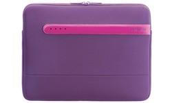 """Samsonite ColorShield Laptop Sleeve 15.6"""" Purple/Pink"""