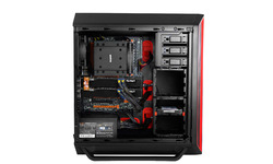 Be quiet! Silent Base 800 Window Black/Red