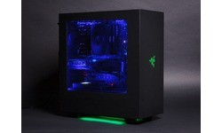 NZXT Hue+ Advanced PC Lighting Black