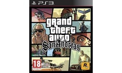 Grand Theft Auto, San Andreas (PlayStation 3)