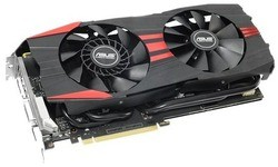 Asus GeForce GTX 960 DirectCu II Black Edition OC 4GB