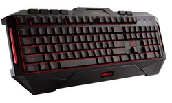 Asus Cerberus Gaming Keyboard Black (DE)