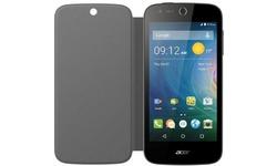 Acer Liquid Z330 Flip Cover Grey