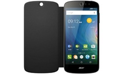 Acer Liquid Z530 Flip Cover Grey