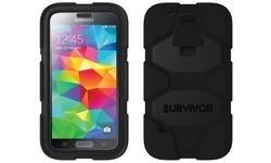 Griffin Survivor Extreme Duty Case for Samsung Galaxy S5 Black