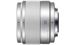 Panasonic Lumix G 25mm f/1.7 Silver