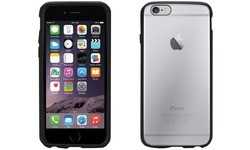 Griffin Reveal Case for iPhone 6 Black/Transparant