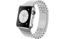 Apple Watch 38mm Stainless Steel Case, Link Bracelet