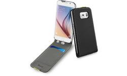 Muvit Galaxy S6 Slim Case Black