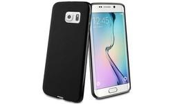 Muvit Galaxy S6 Edge Minigel Case Glossy Black