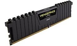 Corsair Vengeance LPX Black 16GB DDR4-2666 CL16