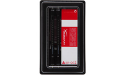 Kingston HyperX Savage Black 16GB DDR4-2400 CL12 quad kit